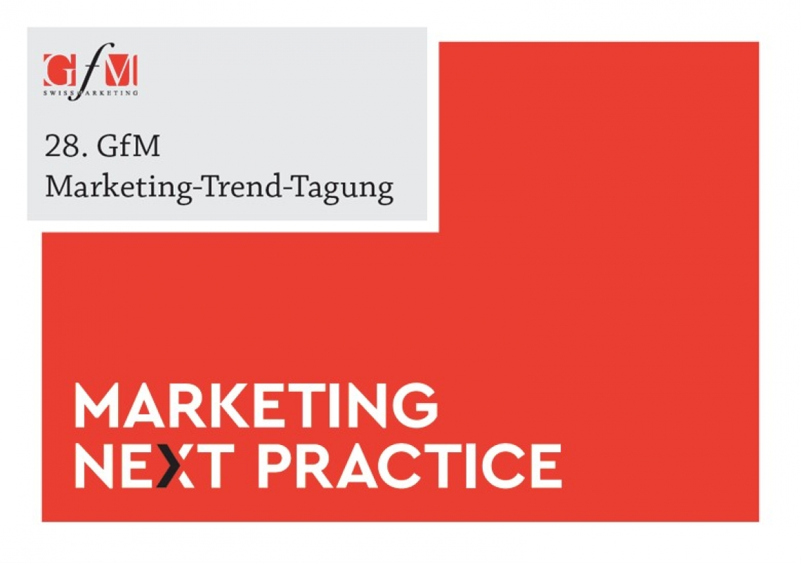 28. GfM Marketing-Trend-Tagung